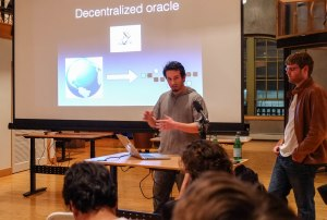 Sf cryptocurrency devs meetup